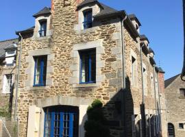 Maison Bretonne de charme, Плуэр-сюр-Ранс (рядом с городом Langrolay)
