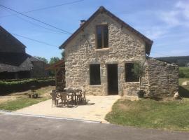 La nouvelle ancienne, Montcrecon (рядом с городом Chalaux)