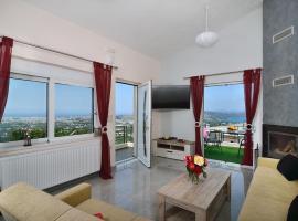 Best View Apartment, Nerokoúros (рядом с городом Agios Georgios)