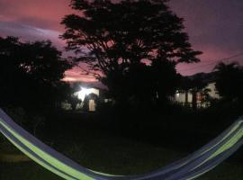Cafeaventura Campamento & Hostel, Alajuela (Sabana Redonda yakınında)