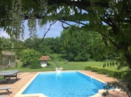 La Petite Mimosa, Marval (рядом с городом Abjat)