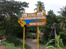 Kannety holiday home, Коллам (рядом с городом Karunāgapalli)