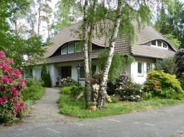 Haus Malerwinkel, Bad Bevensen (Altenmedingen yakınında)