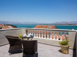 Penthouse in Nafplio