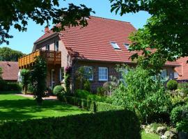 Landhaus Heyken, Werdum