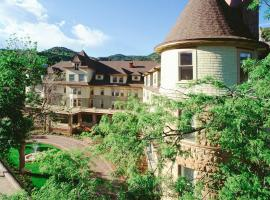 Cliff House at Pikes Peak