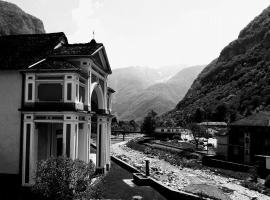 Albergo Posta, Bignasco (Brontallo yakınında)