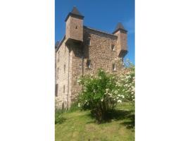 chambres d hotes chateau d arcis, Les Granges (рядом с городом Rosières)