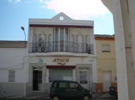 Atico, Calamonte (Puebla de la Calzada yakınında)