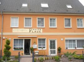 Apart Pension Plaue, Brandenburg an der Havel (Margarethenhof yakınında)