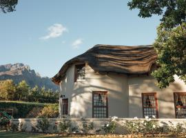 Tulbagh Mountain Manor, Tulbagh