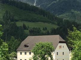 Ferienhaus Schmuck, Sankt Pankraz (Klaus yakınında)