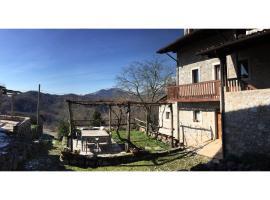 A casa mia, Meduno (Fanna yakınında)