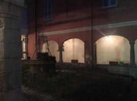 Casa Staurenghi, Barzio