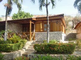 Casa campestre, Santa Marta (Gaira yakınında)