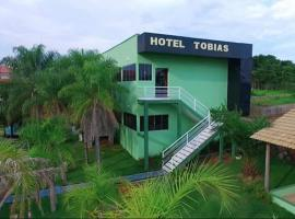 Pousada Hotel Tobias, Brasiléia