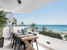 Marbella Luxury Frontline Beach W Panoramic View