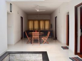 Riverside vacation villa, Тривандрум (рядом с городом Perumkulam)