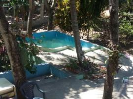 Villa Letty, San Cristóbal (Pajarito yakınında)