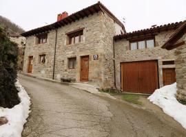 Casa Gorio, San Mamés (рядом с городом Uznayo)