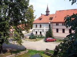 Pension u Sv. Prokopa, Středokluky (Okoř yakınında)