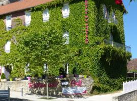 Hôtel du Château, Альвиньяк (рядом с городом Miers)