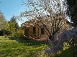 Casa Elisabetta, Montescudaio (Frassineta yakınında)