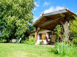 Petit Pardeillan, Gîte nature - Piscine & étang, Cazeneuve (рядом с городом Bretagne-d'Armagnac)