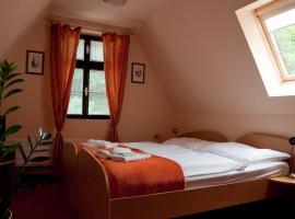 Hotel Paradies, Teplice