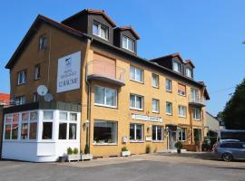 Hotel 12 Bäume, Werne an der Lippe (Weddinghofen yakınında)