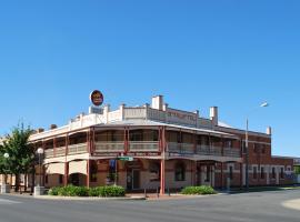 Royal Hotel, Corowa (Hopefield yakınında)