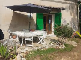 Petite maison de campagne, La Verdière