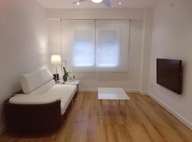 APARTMENT IN VALENCIA CENTER-4 PEOPLE. WIFI.