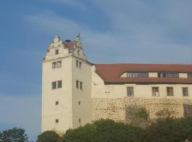 Ferienwohnung Wettin, Wettin (Schochwitz yakınında)