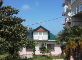 Triplex Villa with Private Garden and Direct Sea View at Airport District
