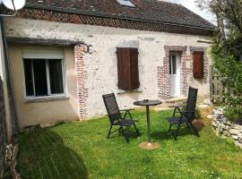 Chez Jeanne, Morée (рядом с городом Viévy-le-Rayé)