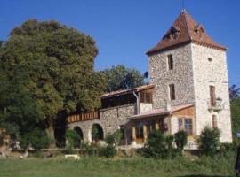 Domaine Gavarre, Béraut (рядом с городом Castelnau-sur-l'Auvignon)