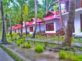 Crossbill Resort, Остров Хейвлок (рядом с городом Adazig)