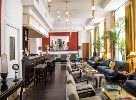 威龍酒店- 世界小型豪華酒店