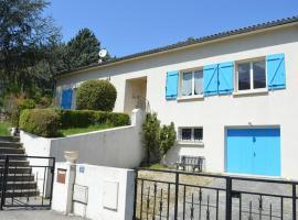 Maison Bleue, Ginoles (рядом с городом Nébias)