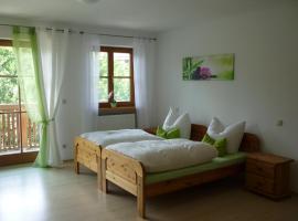 Apartment Bonita, Waging am See (Wonneberg yakınında)