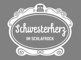 Schwesterherz im Schlafrock, Bad Langensalza (Sundhausen yakınında)