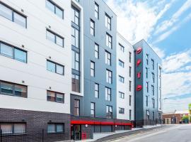 New Street Serviced Apartments, Лутон (рядом с городом Маркьят)