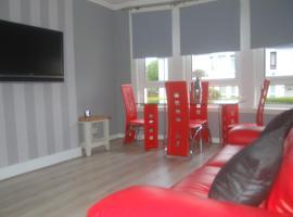 Elegant apartment in Knightswood area of Glasgow, Глазго