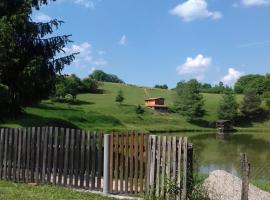 Vacation House Stinjak, Lasinja (рядом с городом Pisarovina)