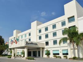 Radisson Poliforum Plaza Hotel Leon