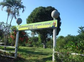 Ecomanglares Sierpe Lodge, Sierpe