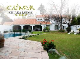 Chiara Lodge, Chacras de Coria