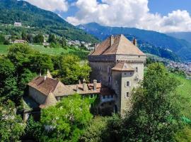 Montreux Castle - Château du Châtelard, Clarens (Le Châtelard yakınında)
