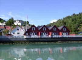 Marifjøra Sjøbuer, Marifjora